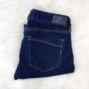 Express | Dark Bootcut Jeans